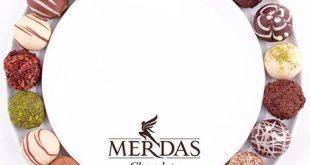 MERDAS CHOCOLATE شکلات مرداس