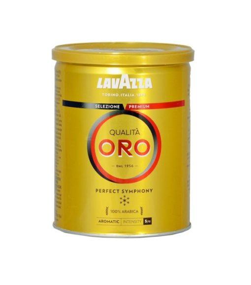 قهوه لاواتزا کوالیتا اورو قوطی Qualità Oro Lavazza
