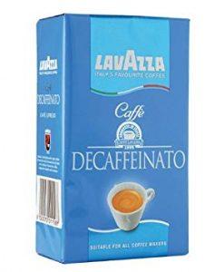 پودر قهوه بدون کافئین لاواتزا دی کفیناتو Lavazza Decaffeinato