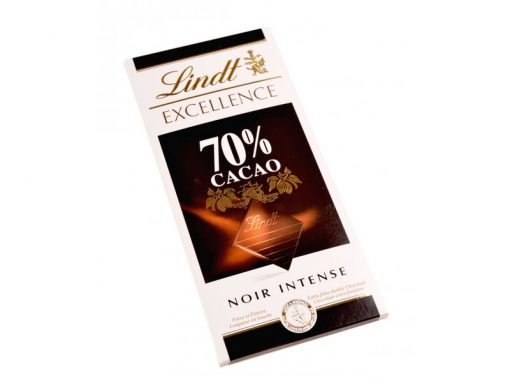 شکلات تلخ ۷۰ درصد لینت