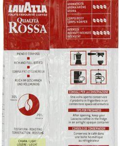 لاواتزا کوالیتا روتزا قرمز lavazza وکیوم