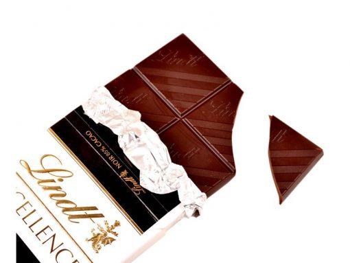 شکلات تلخ ۹۹ درصد لینت