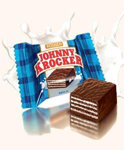 ویفر شکلاتی جانی کراکر