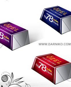 شکلات اوزل دارک
