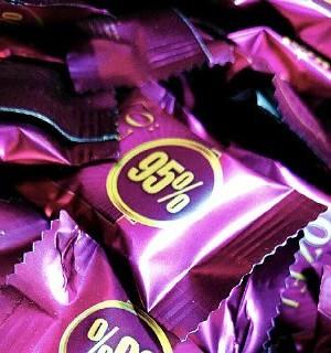 شکلات ۹۵ درصد اوزل