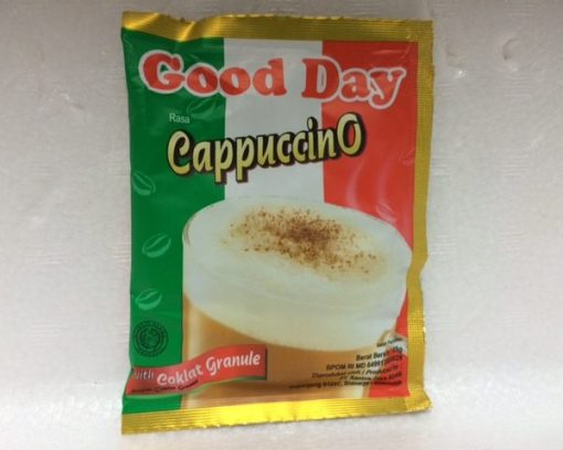 کاپوچینو گود دی