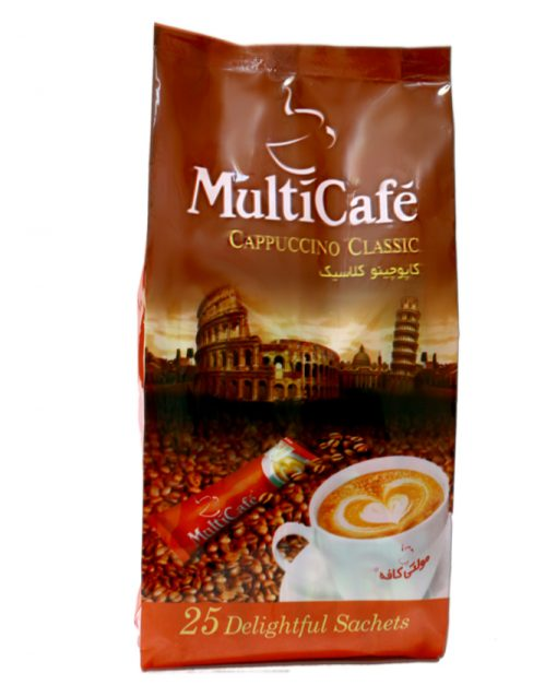 کاپوچینو کلاسیک مولتی کافه