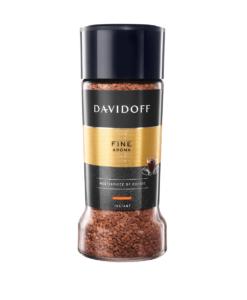 قهوه فوری دیویدف فاین آروما 100 گرمی Davidoff Fine Aroma