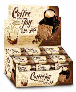 بیسکوییت قهوه کافی جوی coffee joy