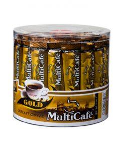 ساشه قهوه فوری گلد مولتی کافه