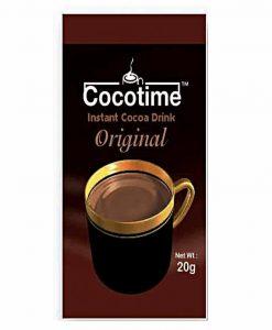 هات چاکلت کوکو تایم
