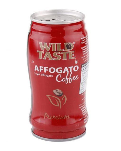 ایس کافی آفوگاتو وایلد تیست wild taste