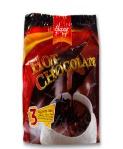 هات چاکلت فوری سوپر