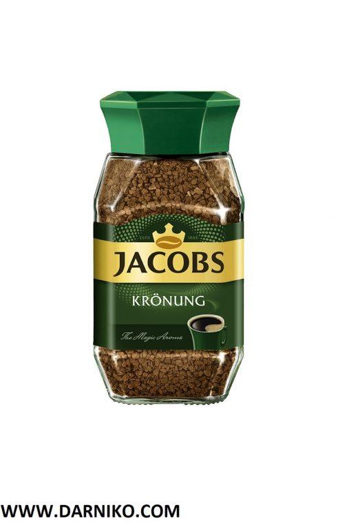 قهوه فوری جاکوبز کرونانگJacobs KRONUNG Instant Coffee