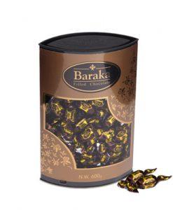 شکلات باراکا دوسر پیچ طلایی