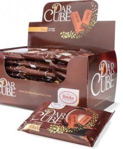 شکلات کریسپی دارک باراکا
