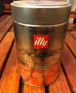 قهوه سینگل اورجین اتیوپی ایلی