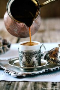 قهوه ترک TURKISH COFFEE