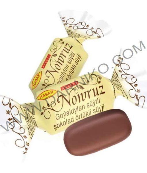 شکلات نوروز در بسته های ۳ کیلوگرمی NOWROUZ |