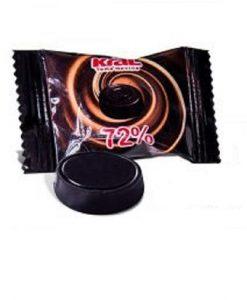 شکلات پذیرایی تلخ 72 درصد کرال