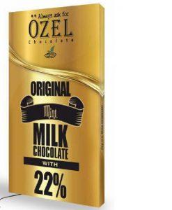 تابلت شیری 22 درصد کرال
