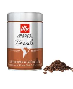 قهوه سینگل اوریجین برزیل ایلی ARABICA SELECTION SINGLE ORIGINS brazil illy coffee beans