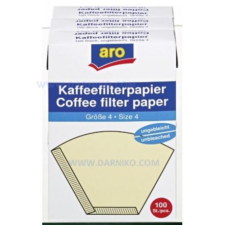 فیلتر کاغذی قهوه آرو aro