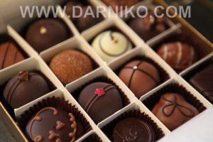فروش شکلات پذیرایی
