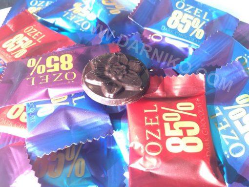 شکلات تلخ 85% اوزل