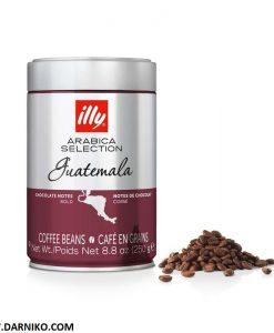 قهوه سینگل اوریجین گواتمالا ایلی 250 گرمی ILLY Bean coffee Guatemala