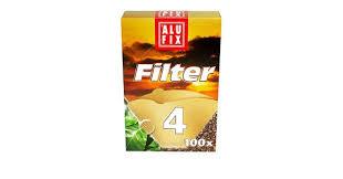alufix فیلتر قهوه جوش سایز 4