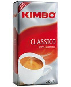 قهوه کیمبو کلاسیکو 250 گرمی آسیاب شده