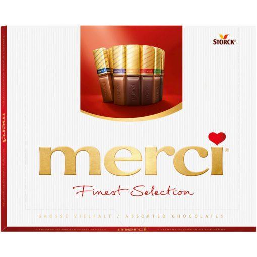 شکلات مرسی در 7 طعم