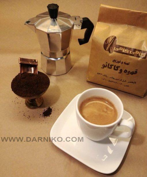 قهوه اسپرسو دارک کافی کافی COFE COFE