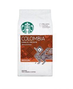 پودر قهوه استارباکس کلمبیا سینگل اورجین