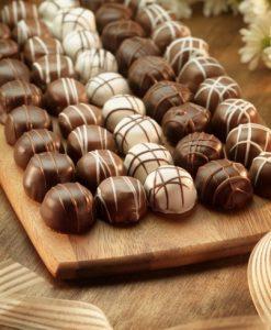 کاکائو، شکلات، تافی، آبنبات