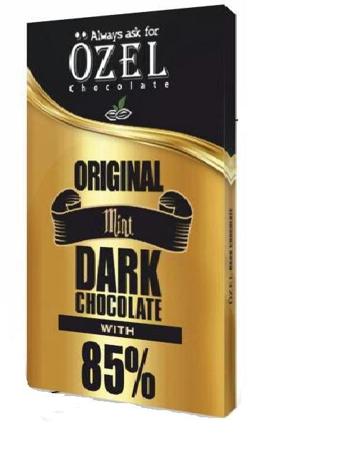 تابلت دارک 85 درصد کاکائو کرال