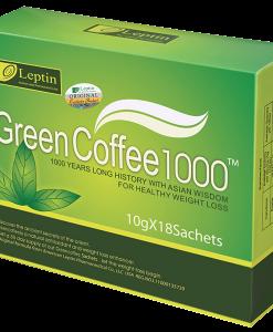 قهوه سبز لپتین leptin