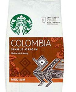 پودر قهوه استارباکس کلمبیا