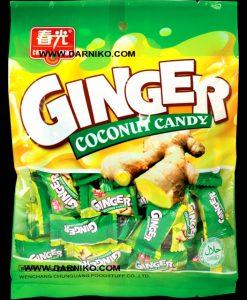 آبنبات زنجبیلی جینجر Ginger