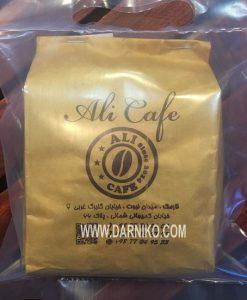 بسته قهوه فرانسه قهوه اسپرسو علی کافه