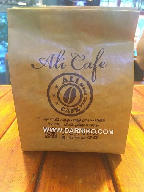 پودر قهوه ترک برای فال قهوه