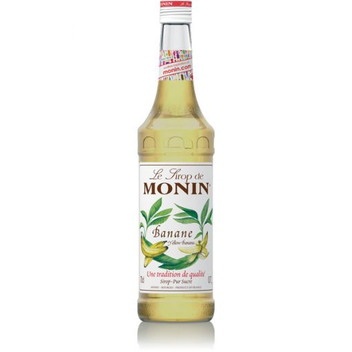 سیروپ موز مونین