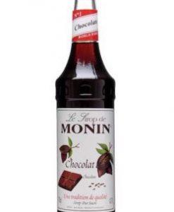 سیروپ شکلات مونین