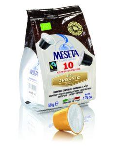 کپسول قهوه ارگانیک