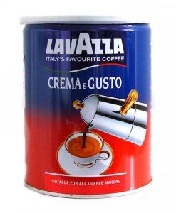 پودر قهوه لاواتزا کرما گوستو