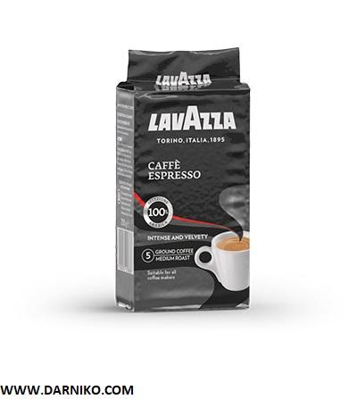 پودر قهوه کافه اسپرسو لاواتزا Lavazza Caffè Espresso