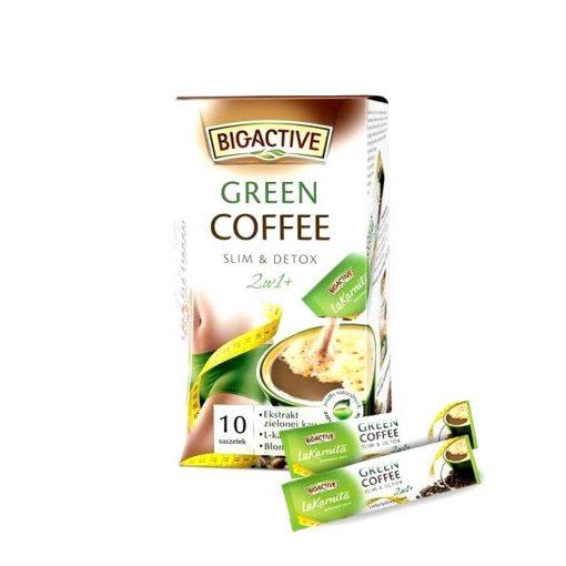 قهوه سبز رژیمی فوری بیگ اکتیو