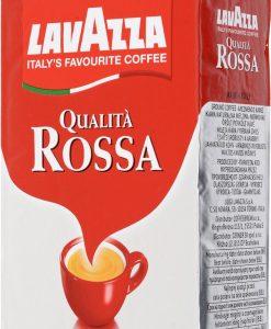قهوه لاوازا کوالیتا روسا 250 گرمی پاکت وکیومی
