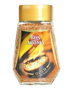 پودر قهوه فوری گلد صد گرمی بن آروما Bon Aroma